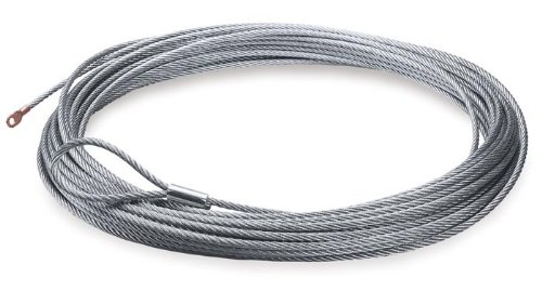 Warn 86514 5/16'' x 94' Replacement Wire Rope