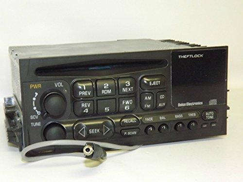 - GMC Chevy Truck 1995-2005 CD iPod Aux Input Radio with 90 Day Warranty