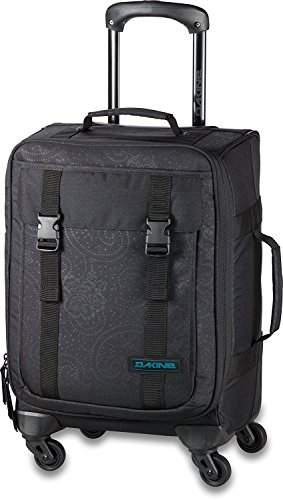 - Dakine Cruiser Roller Luggage 37L, Black,
