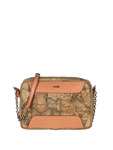 Alviero The 1st Classe Orange Martini Lgl06g4630426 Women Cotton Shoulder Bag