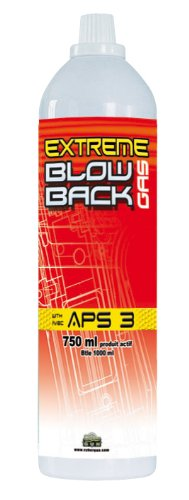 Swiss Arms Extreme Blow Back Gaz avec APS-3 1000 ml