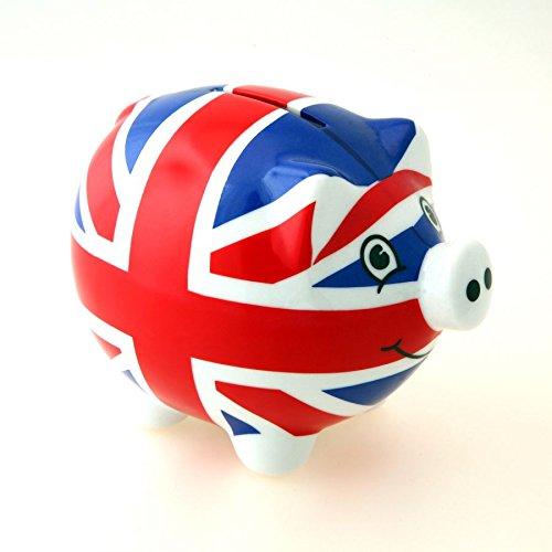 union jack piggy bank - 5