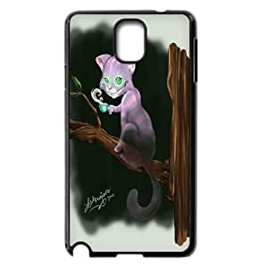 Cheshire cat pattern Design Pattern Hard Skin Back Case Cover Potector For For Samsung Galaxy Note 3 Case FKGZ510845