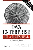 img - for Java Enterprise in a Nutshell 3th (third) edition Text Only book / textbook / text book