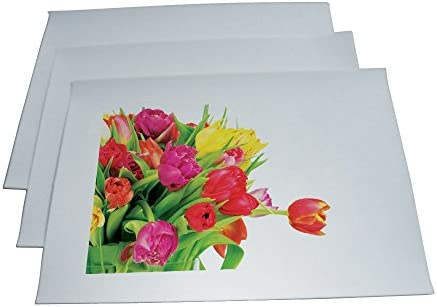 A4 Inkjet Heat Transfer Paper Printable Paper for Dark Color Fabric T-Shirt Cotton 100 Sheets