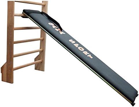 Banco de musculación para biombo sueco modelo Espalderas-Correa con accesorios: Amazon.es: Deportes y aire libre