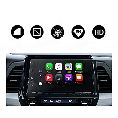 2020 2020 2020 Odyssey Touring 8 Inch Display Audio Touch Screen Car Navigation Screen Protector, R RUIYA HD Clear Tempered Glass Car in-Dash Screen Protective Film: MP3 Players & Accessories