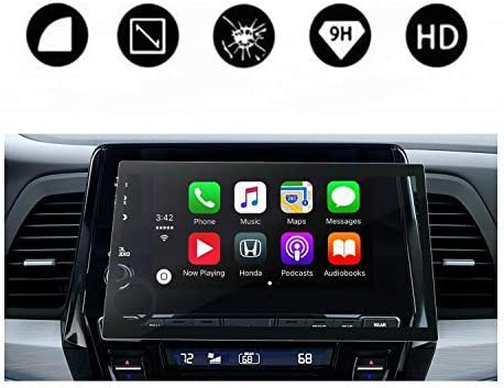 2018 2019 Honda Odyssey 8 In Display Audio Touch Screen Car Navigation Screen Protector RUIYA HD Clear TEMPERED GLASS Car In-Dash Screen Protective Film Odyssey 8In