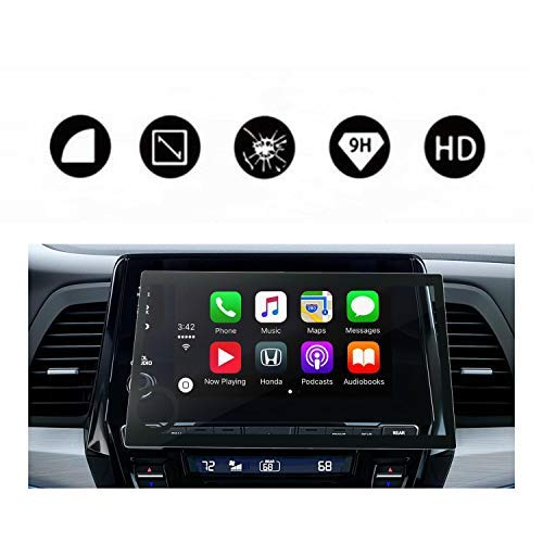 2018 2019 Odyssey Touring 8 Inch Display Audio Touch Screen Car Navigation Screen Protector, R RUIYA HD Clear Tempered Glass Car in-Dash Screen Protective Film