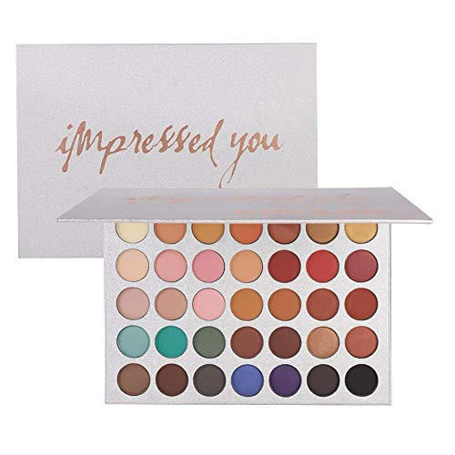 Beauty Glazed Pigmented Matte and Shimmer 35...