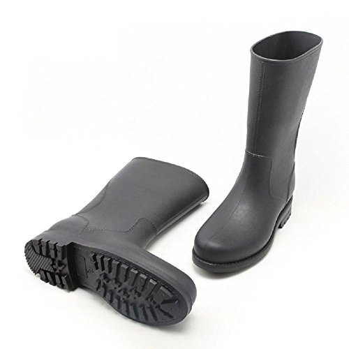 Alger Spring and Summer Anti-slip Rain Boots Outdoor Warm Waterproof Fishing Rain Shoes hjL36BbdN