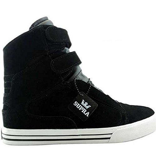 Supra Terry Kennedy Society - Black Suede - Size: 13