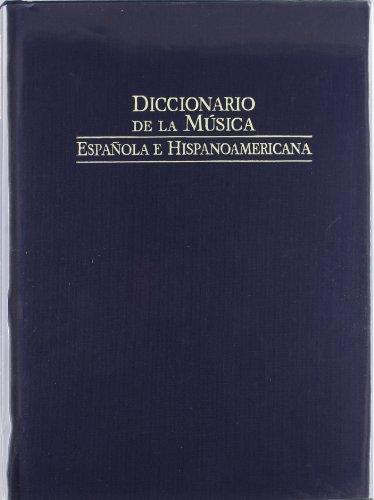 Descargar Libro Diccionario De La Musica Española E Iberoamericana 2 Desconocido