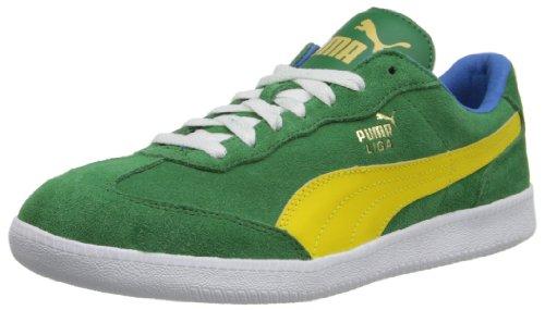 0420f6fcaba0 PUMA Unisex Liga Suede Classic Sneaker