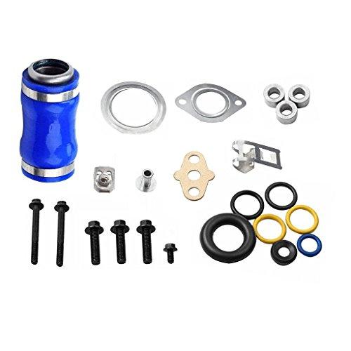EGR Cooler Gasket Kit fit Fit for Ford F 250 F 350 F 450 6.0L V8 Power Stroke Diesel Turbo