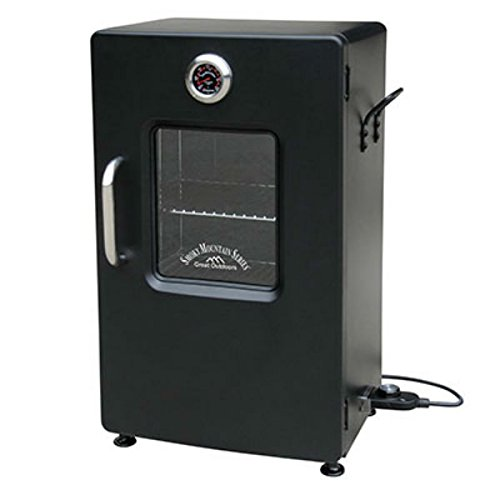 Top 10 Best Electric Meat Smokers (Reviews in 2019) 9