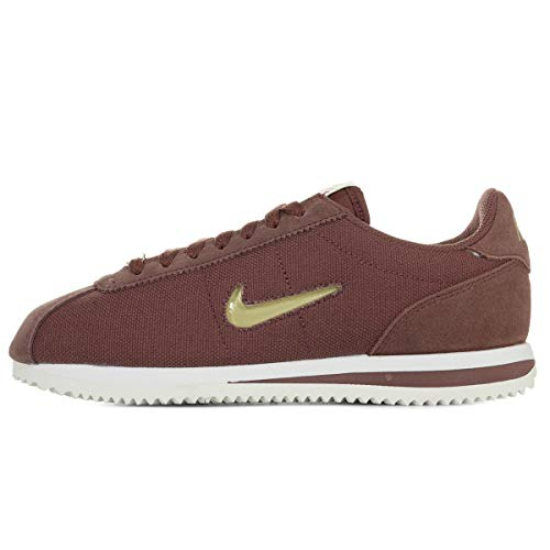 Cortez White Sepia Scarpe '18 Multicolore Donna Summit Basic Gold 200 Running Wmns red Nike Mtlc Jewel Star vqZ58X