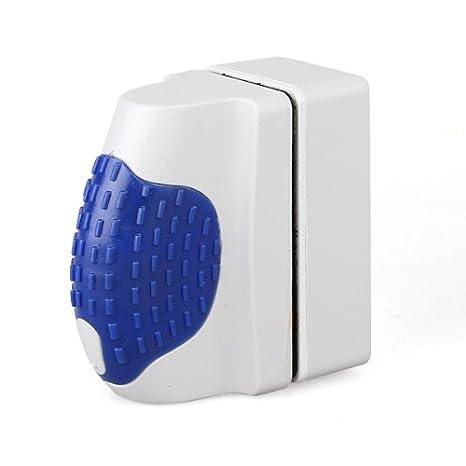 Limpiador Limpia Cristales con Iman Imantado Magnetico para Acuario: Amazon.es: Hogar