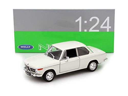 Welly 2002 BMW Ti 1/24 Scale Diecast Model - Welly Models