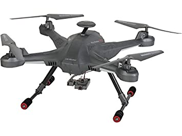 MODELMOVIL Radio Control Dron Sky Hunter con Camara y LCD: Amazon ...