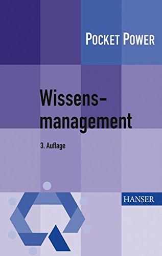 Wissensmanagement: 7 Bausteine für die Umsetzung in der Praxis Taschenbuch – 4. Oktober 2007 Sandra Gerhards Bettina Trauner 3446412263 MAK_9783446412262