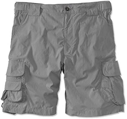 Orvis Mens Tech 14-Pocket Shorts