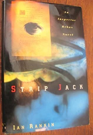 book cover of Strip Jack