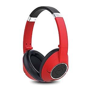 Genius Genius Red HS-930 BT Wireless Bluetooth V4.0 Headset, Red