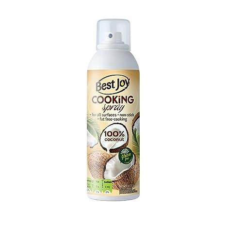 Best Joy Cooking Spray (201g) 100% Coconut: Amazon.de: Lebensmittel ...