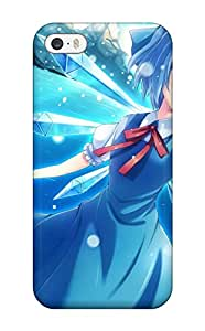 High Quality Cirno Touhou Anime Other Case For Iphone 5/5s / Perfect Case