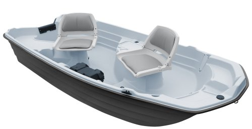 KL Industries Sun Dolphin Pro 10.2′ Fishing Boat, Outdoor Stuffs