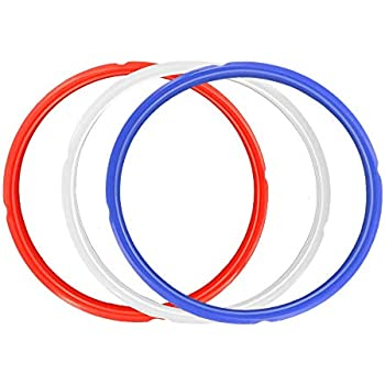 Amazon.com: ZLR Sealing Ring for Instant Pot 5 qt / 6