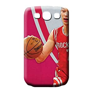 samsung galaxy s3 Classic shell Super Strong For phone Protector Cases cell phone shells houston astros nba basketball