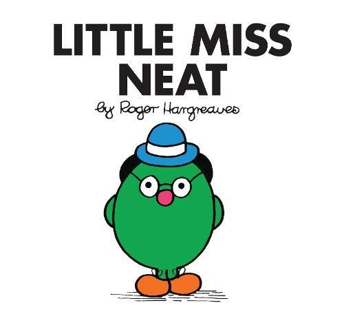 Little Miss Neat (Little Miss Classic Library) PDF