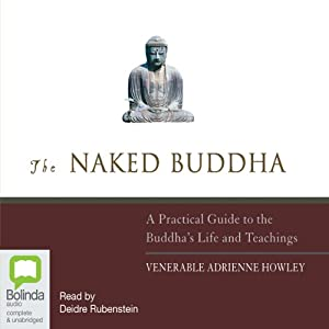 The Naked Buddha Audiobook
