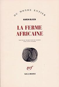 """Afficher """"La ferme africaine"""""""