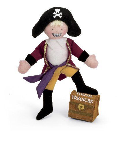 (North American Bear Tooth Pirate Plush)