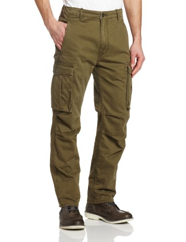 Levis Mens Cargo Twill Pant