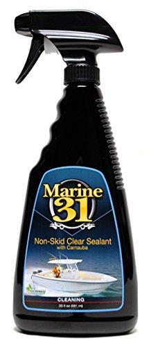 Marine 31 Non-Skid Clear Sealant with Carnauba