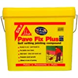 Sika Pave Fix Plus 18PPB15 - Sellante para juntas (15 kg, 11 L)