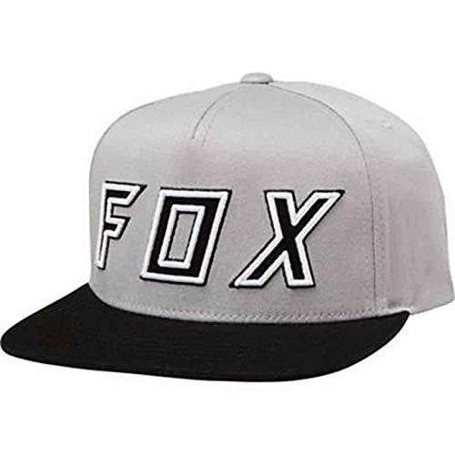 Fox Racing Youth Possessed Snapback Hat-Grey/Black ()