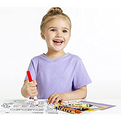 Crayola Set of 8 first markers: Toys & Games