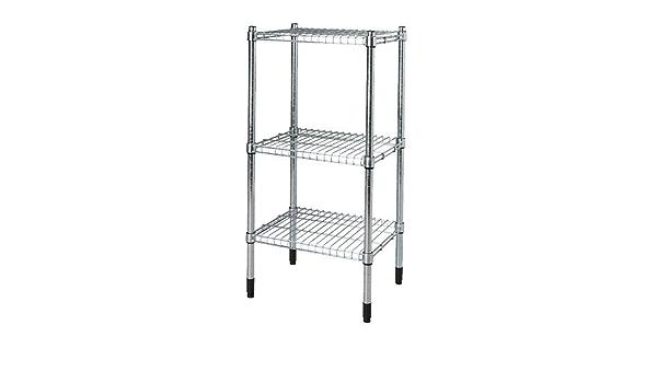 Ikea Omar - Estanterías Unidad, galvanizado - 46x92x36 cm ...