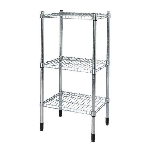 Metallregal ikea  IKEA OMAR - Shelving unit, galvanised - 46x92x36 cm: Amazon.co.uk ...