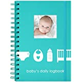 Pearhead Baby's Daily Log Book, 50 Easy to Fill Pages...
