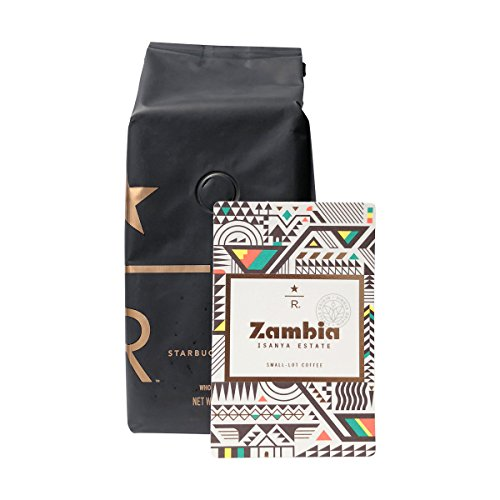 Starbucks Reserve Whole Bean Coffee (Zambia Isanya Estate)