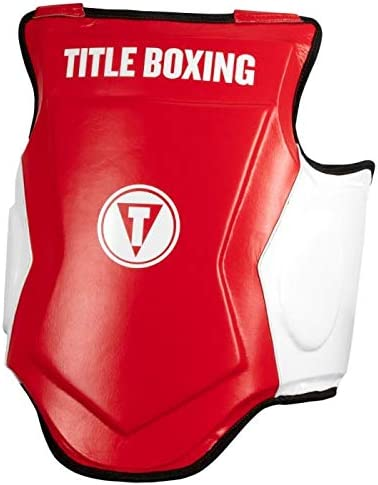 Title Boxing Fighting Fresh Body Protector