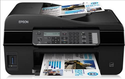 Epson Stylus Office BX305FW Plus - Multifunción (fax/copiadora ...