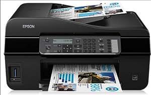 Epson Stylus Office BX305FW Plus - Multifunción (fax / copiadora / impresora / escáner)