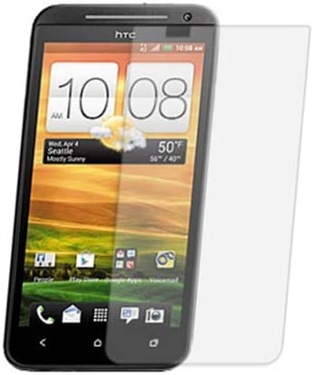 Tomameri-Premium High Definition Clear Screen Protector For HTC Evo One HD 3-Pack